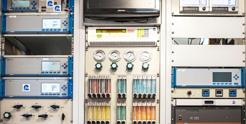 Aparatura pomiarowa, sprzęt Energopomiaru