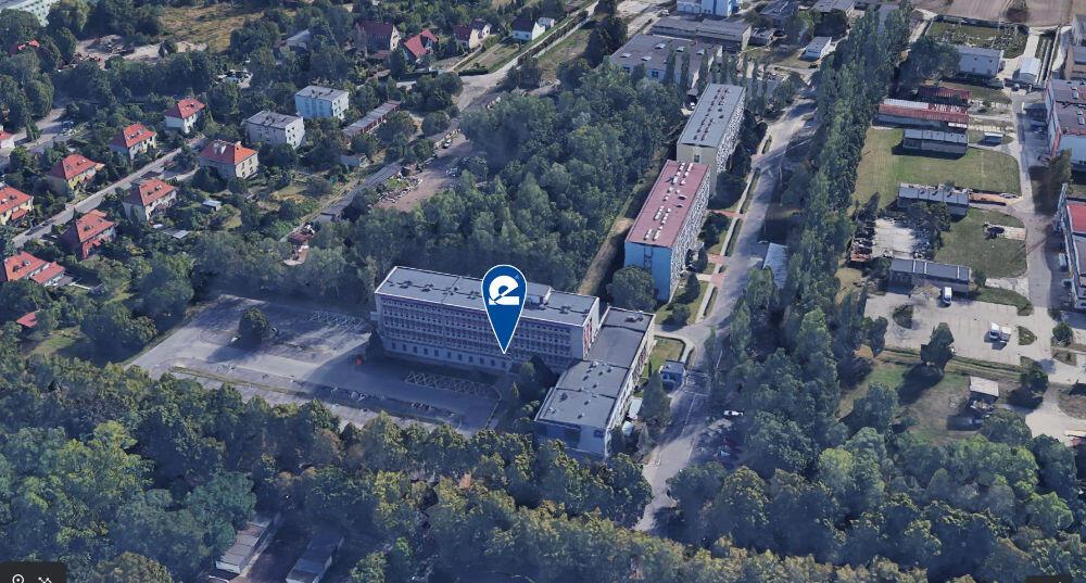 Siedziba Energopomiaru Gliwice Sowińskiego
